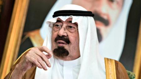 Rei Abdullah al-Saud. Foto: Reuters / Brendan Smialowski.