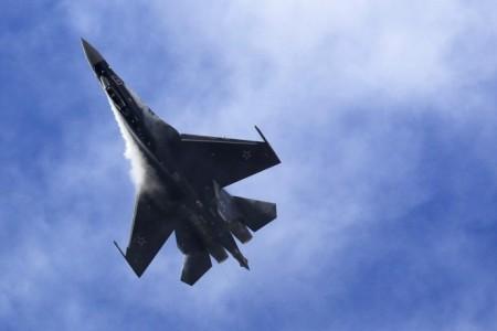 Sukhoi SU-35 Foto: Reuters